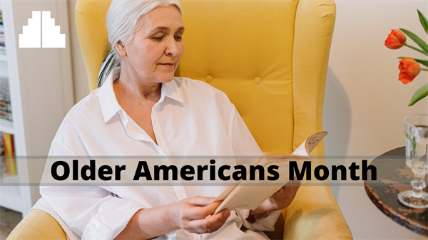 Older Americans Month in May